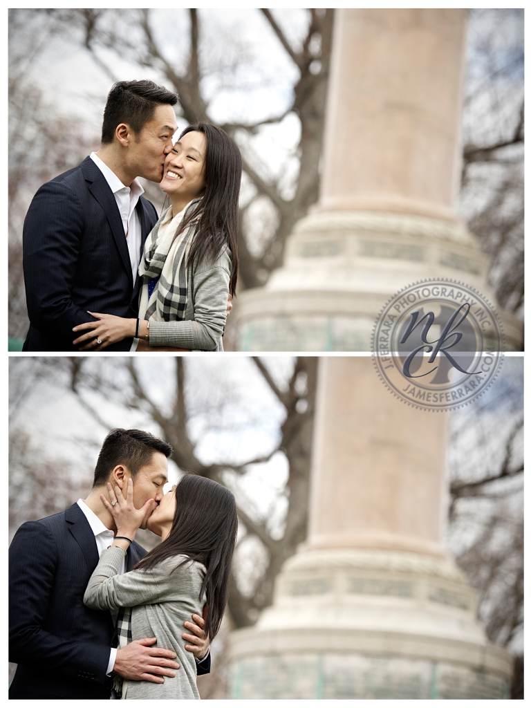 west point engagement, proposal, hudson valley photographer
